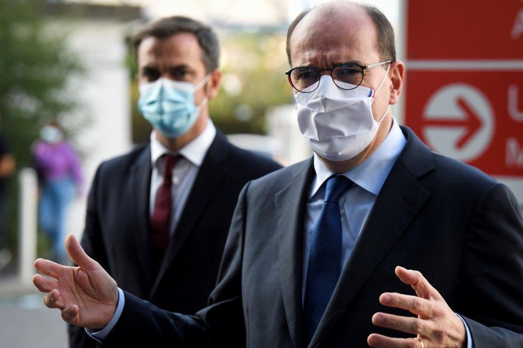 coronavirus covid-19 France épidémie traçage isolement lutte contre le virus pandémie