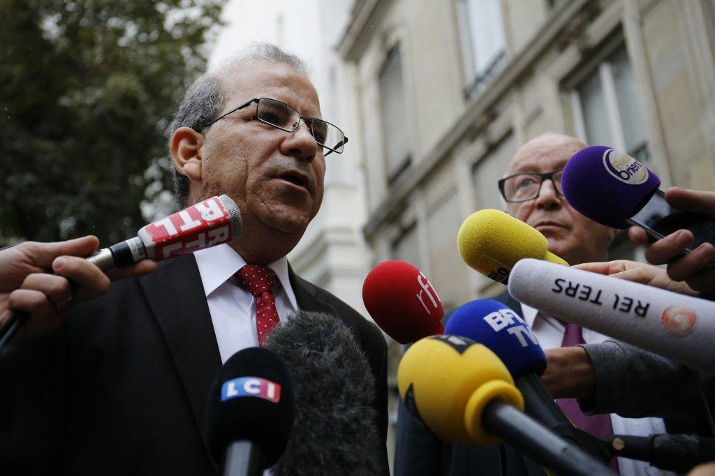 Mohammed Moussaoui Conseil français du culte musulman CFCM boycott France caricatures