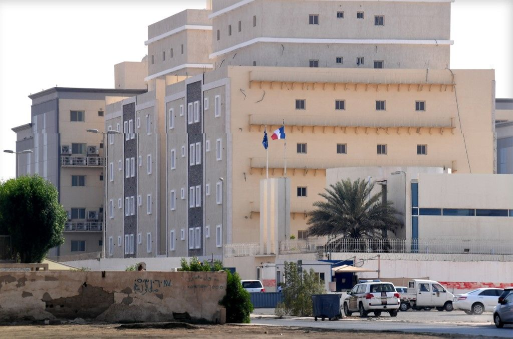 Djeddah consulat de France attaque
