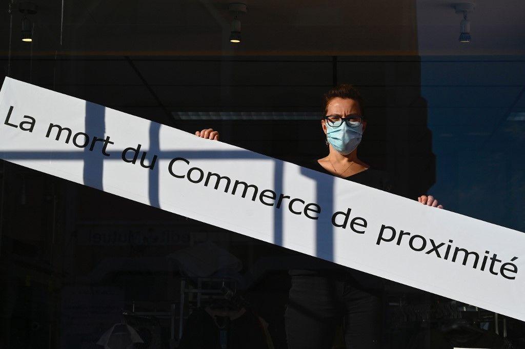 Reconfinement : des maires refusent la fermeture des commerces non-alimentaires