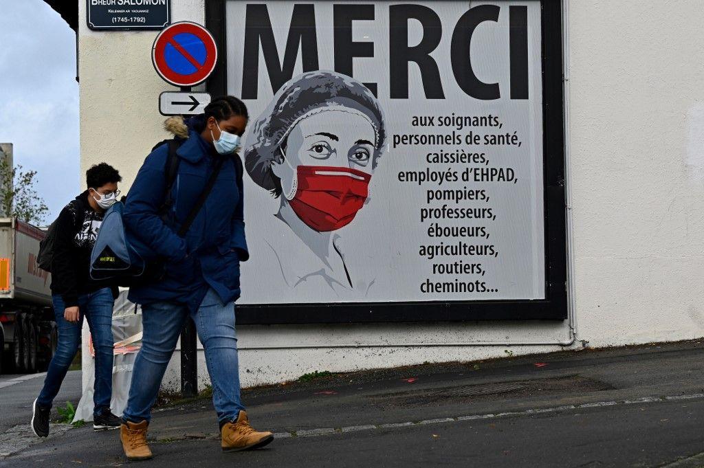 coronavirus covid-19 France économie pandémie