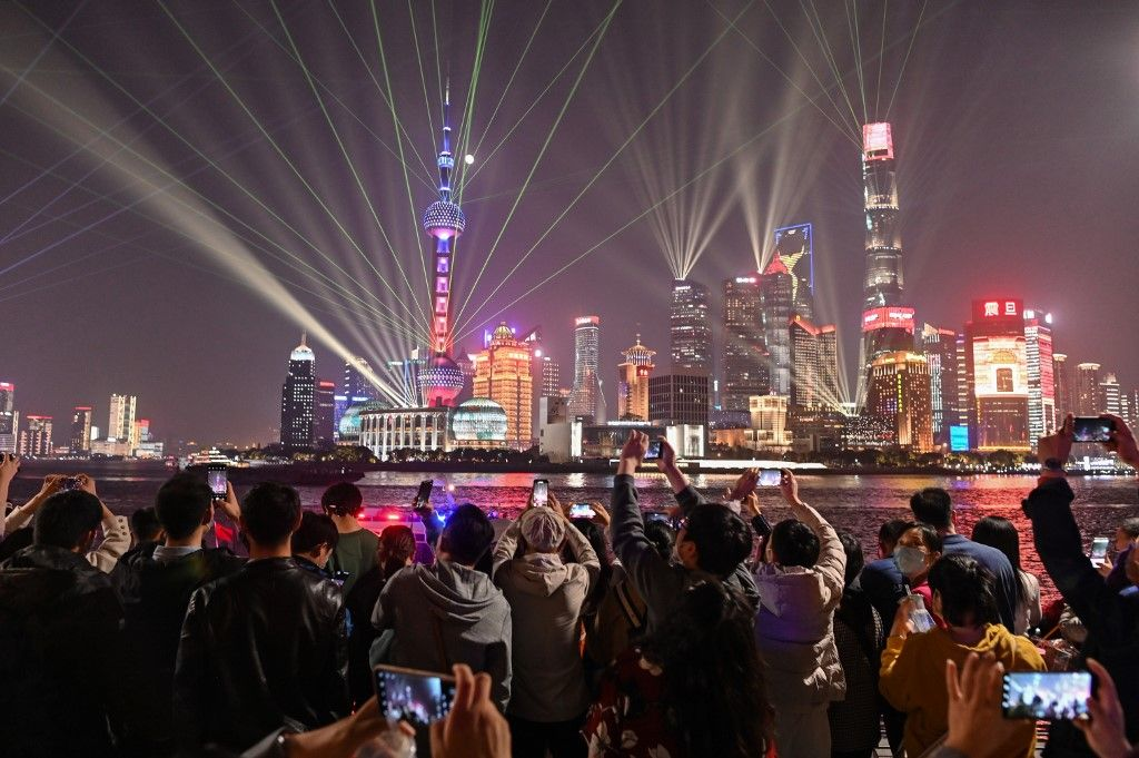 Shanghai Asie Chine