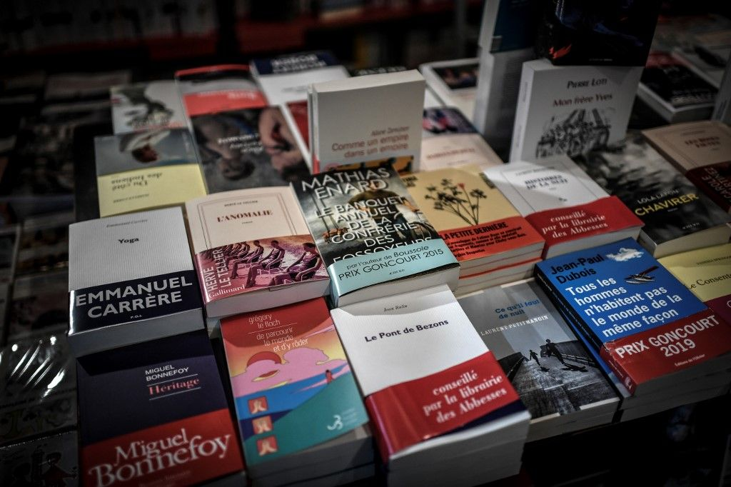 livres littérature romans coronavirus covid-19 vente