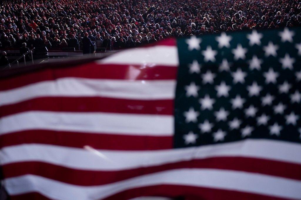 Etats-Unis vote élection présidentielle américaine Joe Biden Donald Trump