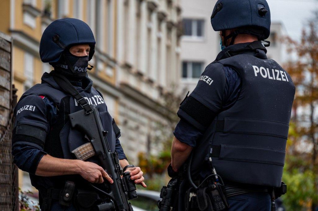 Autriche attaque attentat Vienne Etat islamique terrorisme