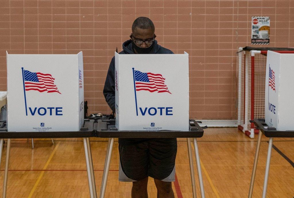 Élections américaine : le taux de participation bat des records