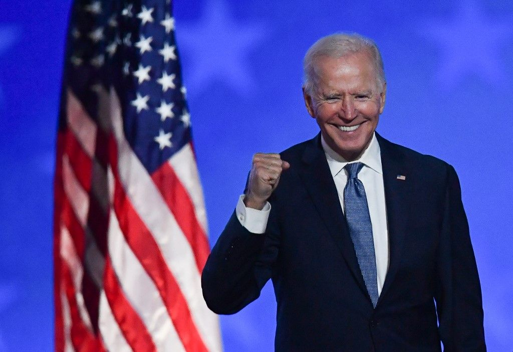 Joe Biden : pour les Américains, c'est un socialiste ; pour les Européens, plutôt un pur centriste. Et pourtant, l'Union européenne n'aura rien à en attendre