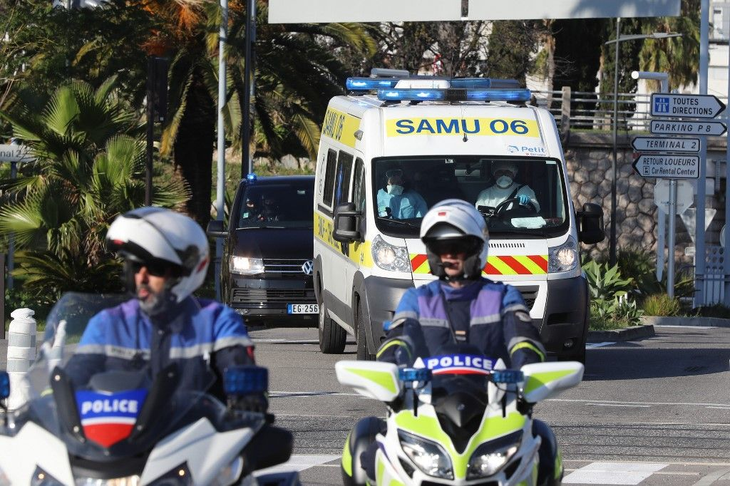 police Nice transfert attaque terroriste