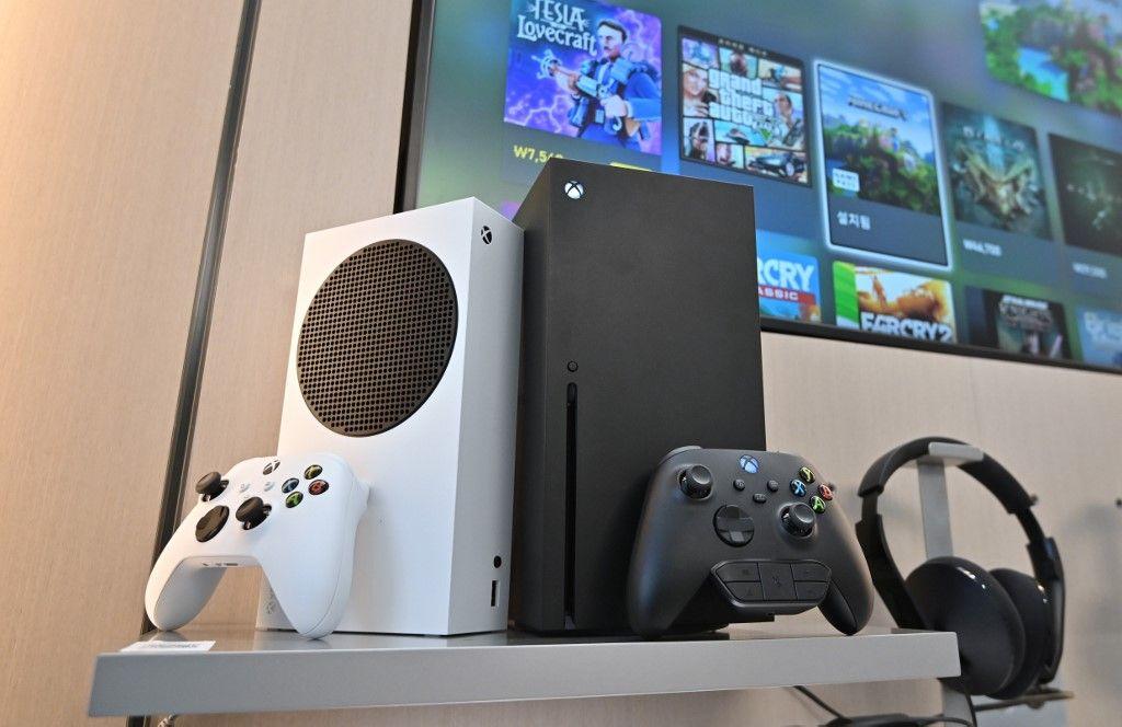 xbox series x microsoft jeux vidéo nouvelle génération de consoles lancement 10 novembre 2020 industrie Noël Thanksgiving