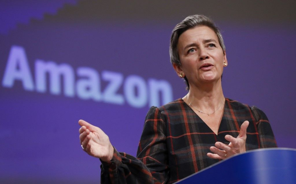 Amazon concurrence