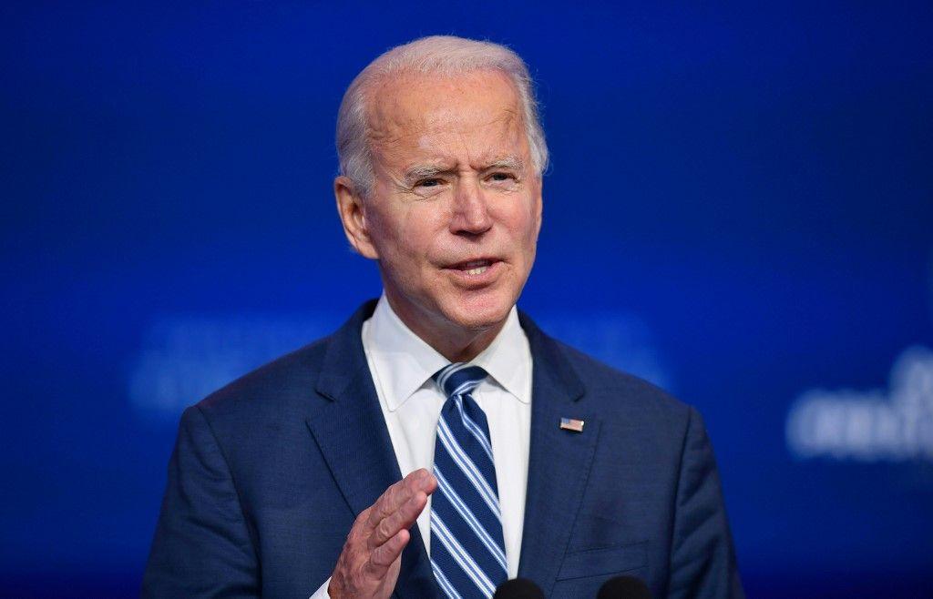 Joe Biden démocrates gouvernement