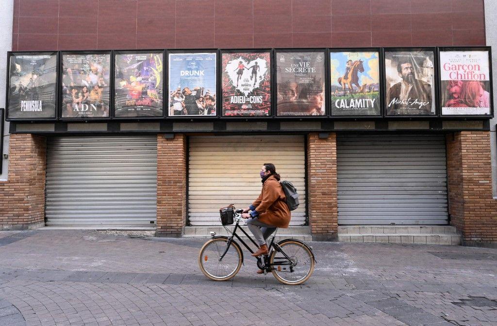 cinéma culture fermeture covid-19 coronavirus conseil d'état décision 7 janvier