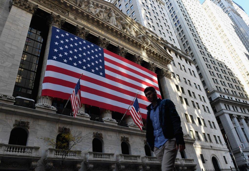 Wall Street Etats-Unis Joe Biden démocrates républicains