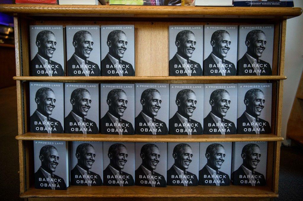 Barack Obama promised land mémoires livre ventes chiffres
