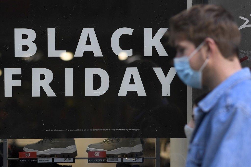 Black Friday : les Français sont prêts à dépenser plus que l'an dernier