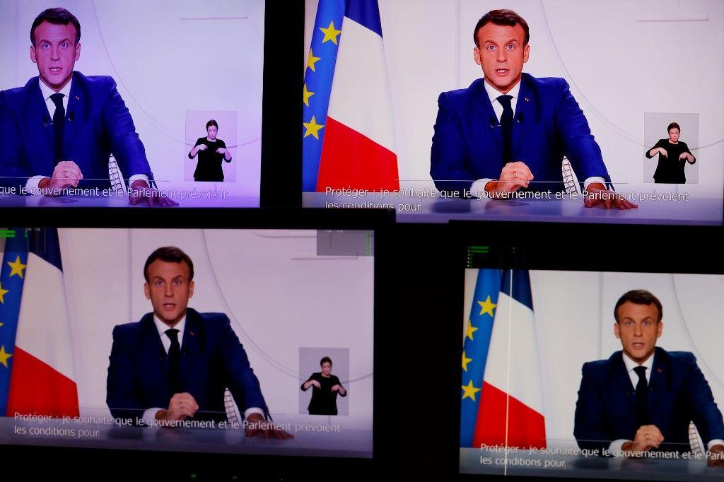 """Ce qui se cache vraiment derrière """"l'inégal sens des responsabilités"""" évoqué par Emmanuel Macron à propos des failles françaises face au Covid"""