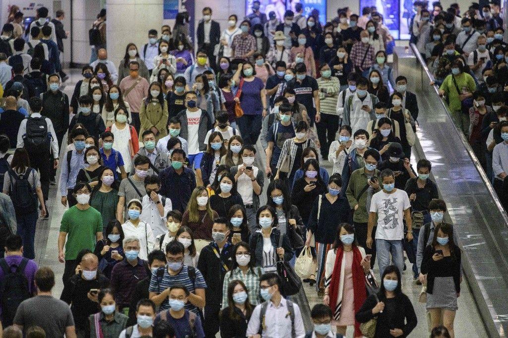 Chine économie covid-19 coronavirus