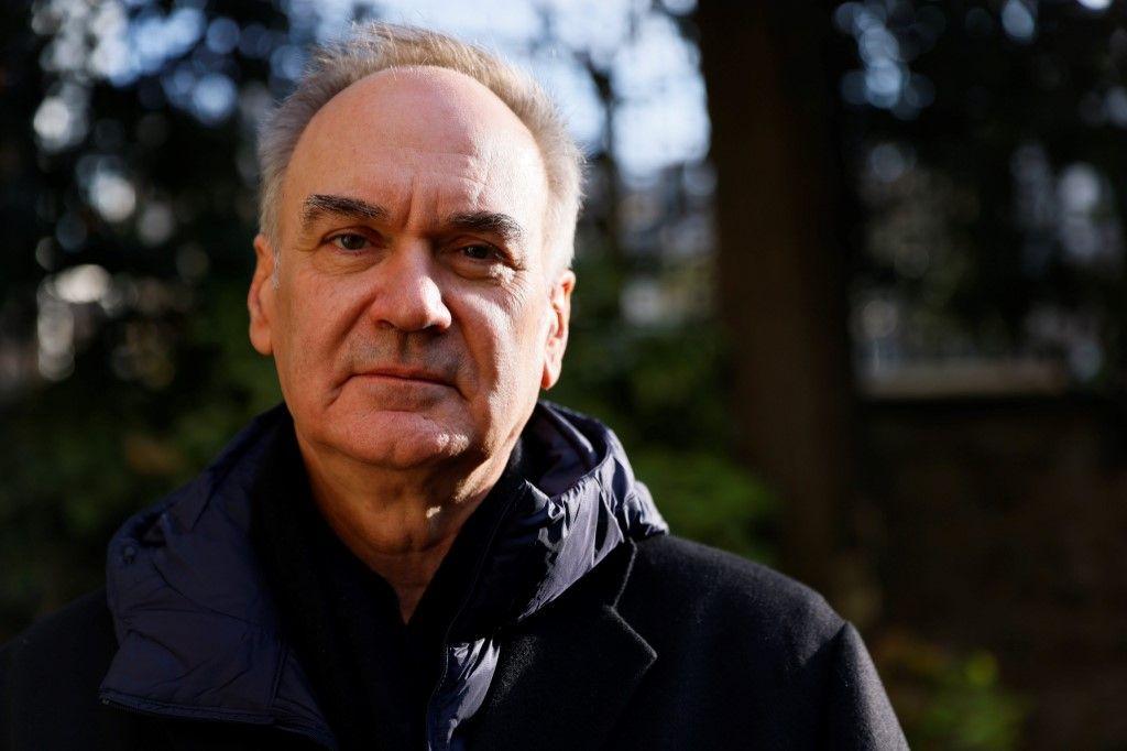Le prix Goncourt est attribué à Hervé Le Tellier pour son roman «L'Anomalie» chez Gallimard
