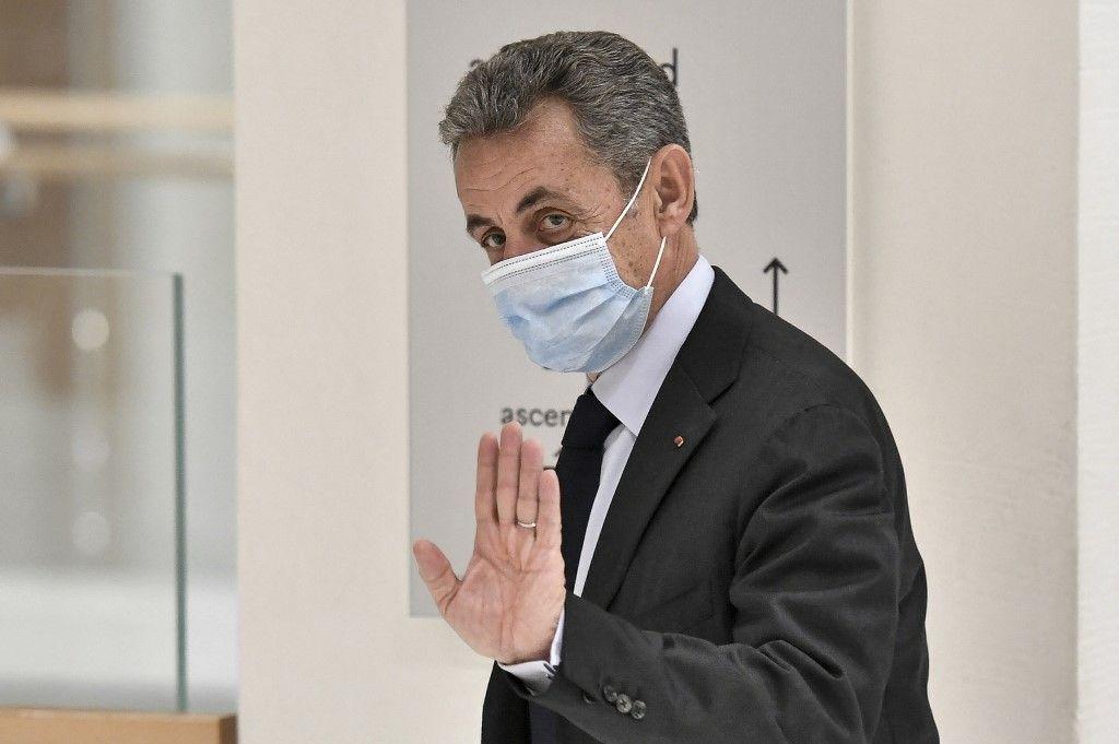 """Nicolas Sarkozy vient de publier """"Promenades""""."""
