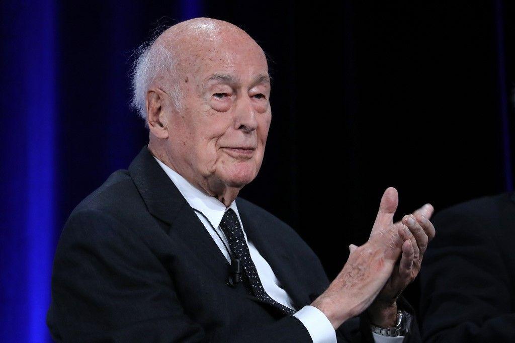 Valéry Giscard d'Estaing VGE