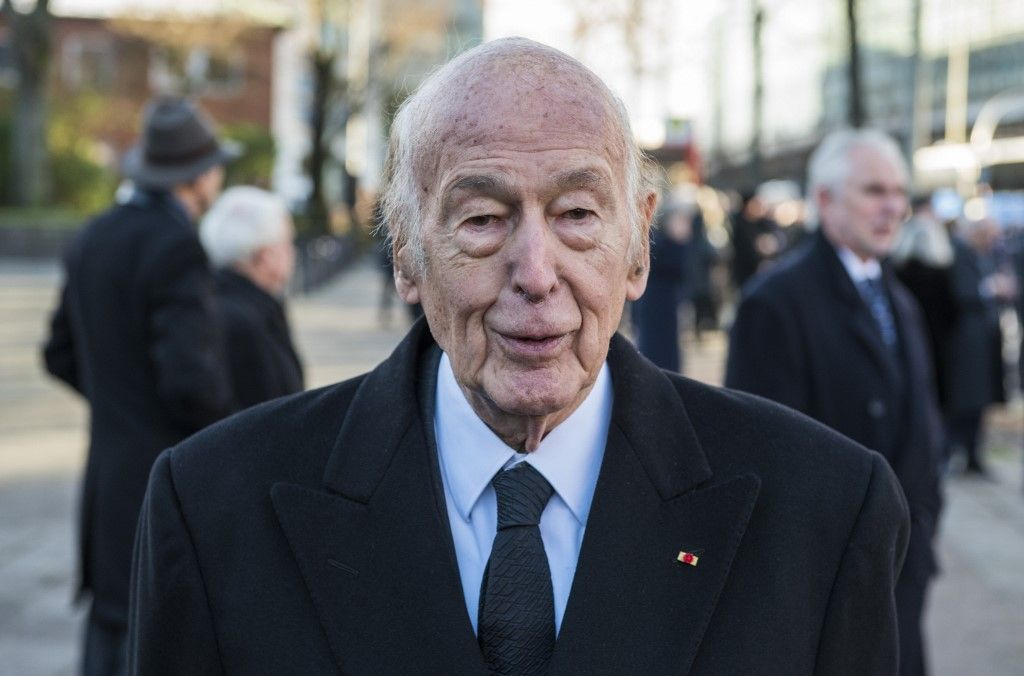 Valéry Giscard d'Estiang VGE hommage