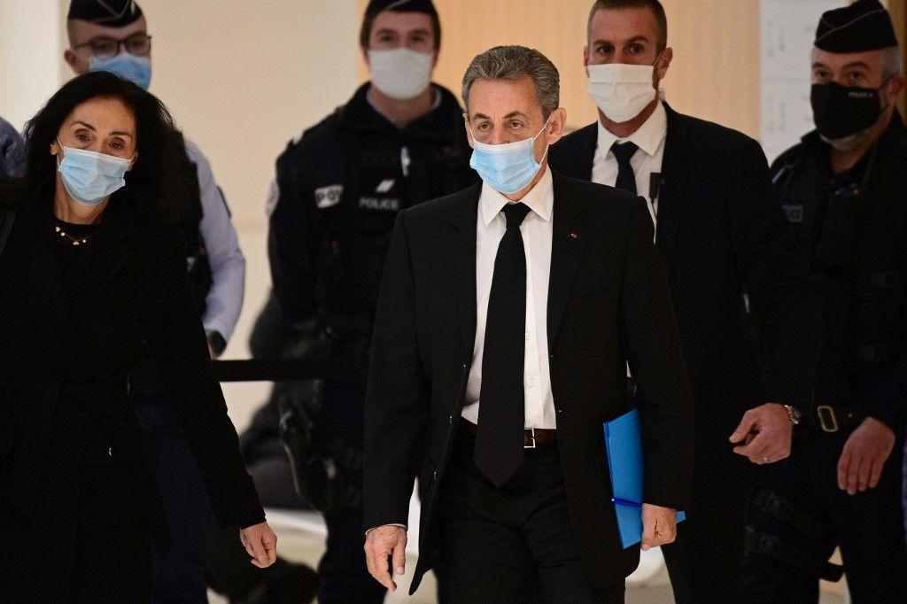 Nicolas Sarkozy procès justice écoutes Thierry Herzog