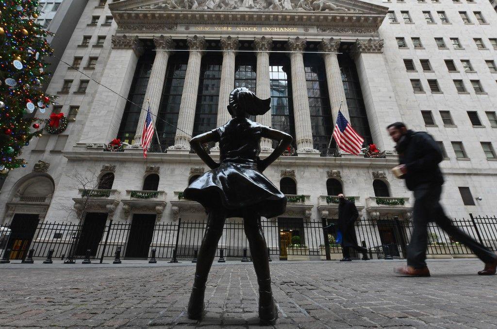 Etats-Unis covid-19 économie marchés financiers pétrole dollar or euro coronavirus