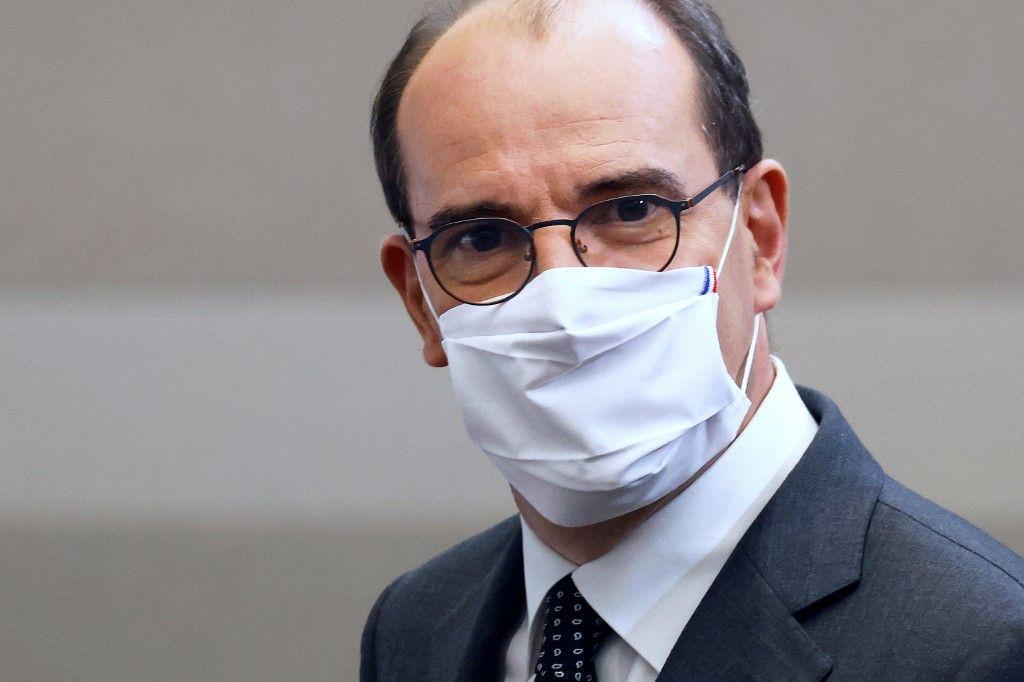 Jean Castex projet d eloi état d'urgence sanitaire
