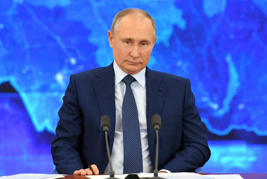 Vladimir Poutine Alexei Navalny empoisonnement novitchok