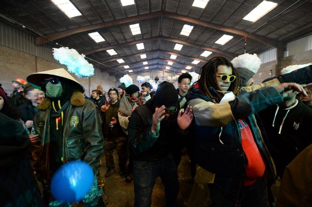 La rave-party de Lieuron s'est achevée sans intervention des forces de l'ordre