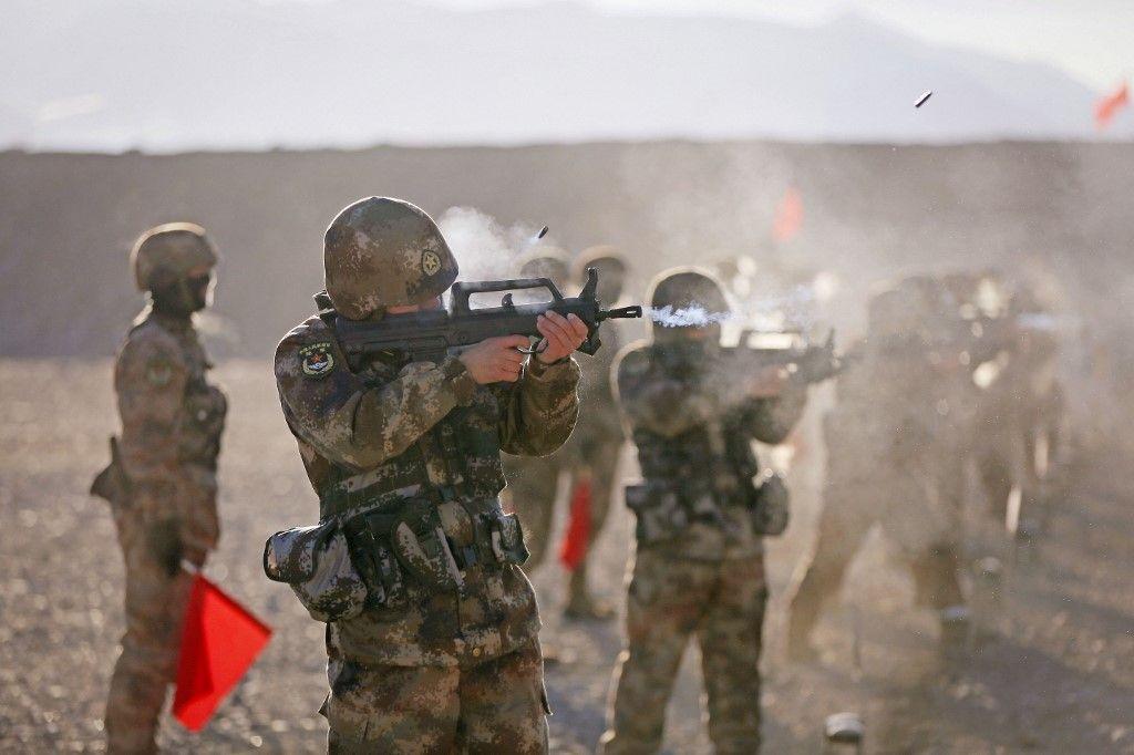 Le Pentagone agite la menace de la Chine pour réclamer d'énormes hausses  de son budget : excuse facile ou anticipation fondée ?