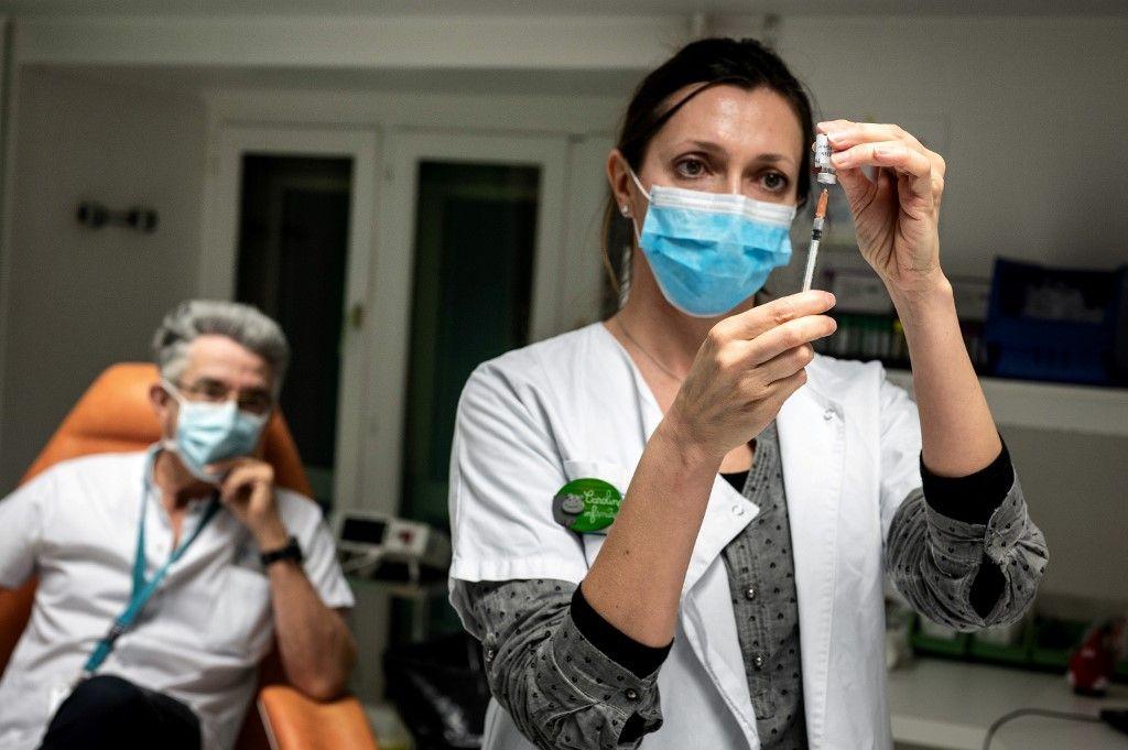 vaccin vaccination stratégie moyens solutions crise sanitaire France gouvernement covid-19 coronavirus