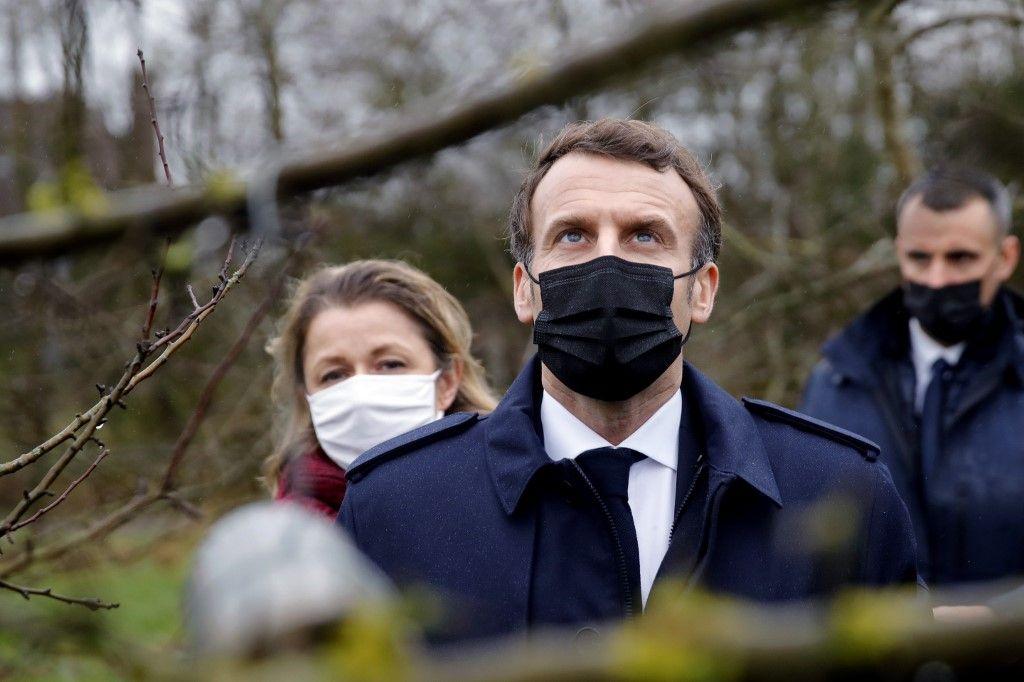 Emmanuel Macron coronavirus covid-19 mobilisation