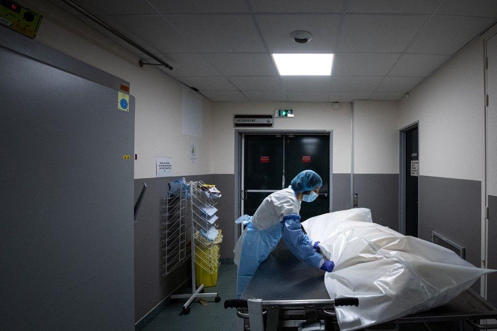 À l'hôpital Bichat