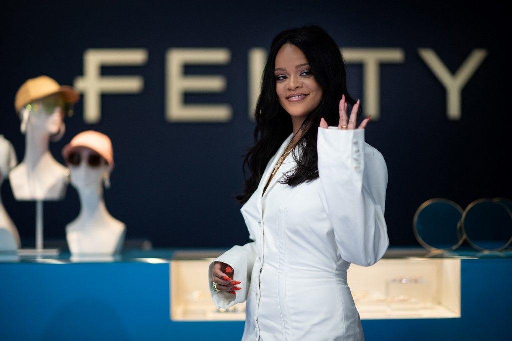 Rihanna Fenty LVMH impact de la pandémie de Covid-19 sur le milieu de la mode