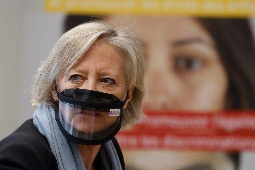 La secrétaire d'État chargée des Personnes handicapées, Sophie Cluzel.