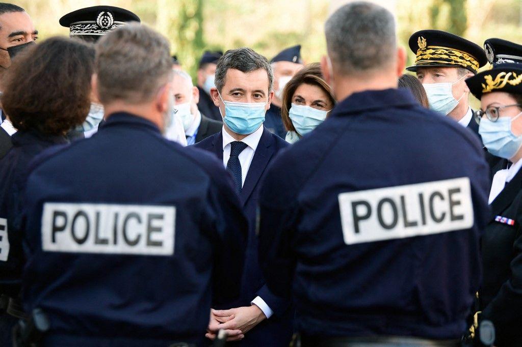 Gérald Darmanin communique désormais régulièrement sur les saisies de drogue. En omettant de comparer ses chiffres aux volumes totaux de stupéfiants en circulation en France.
