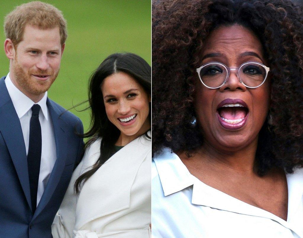 L'entretien du prince Harry et de Meghan Markle avec Oprah Winfrey sera diffusé ce lundi 8 mars sur TMC dans une émission spéciale présentée par Nikos Aliagas.