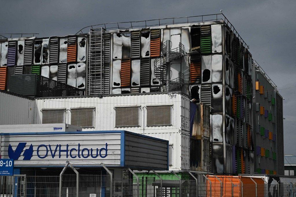 L'incendie qui a ravagé OVH, hébergeur de sites internet, a réduit en fumée une partie du digital français.