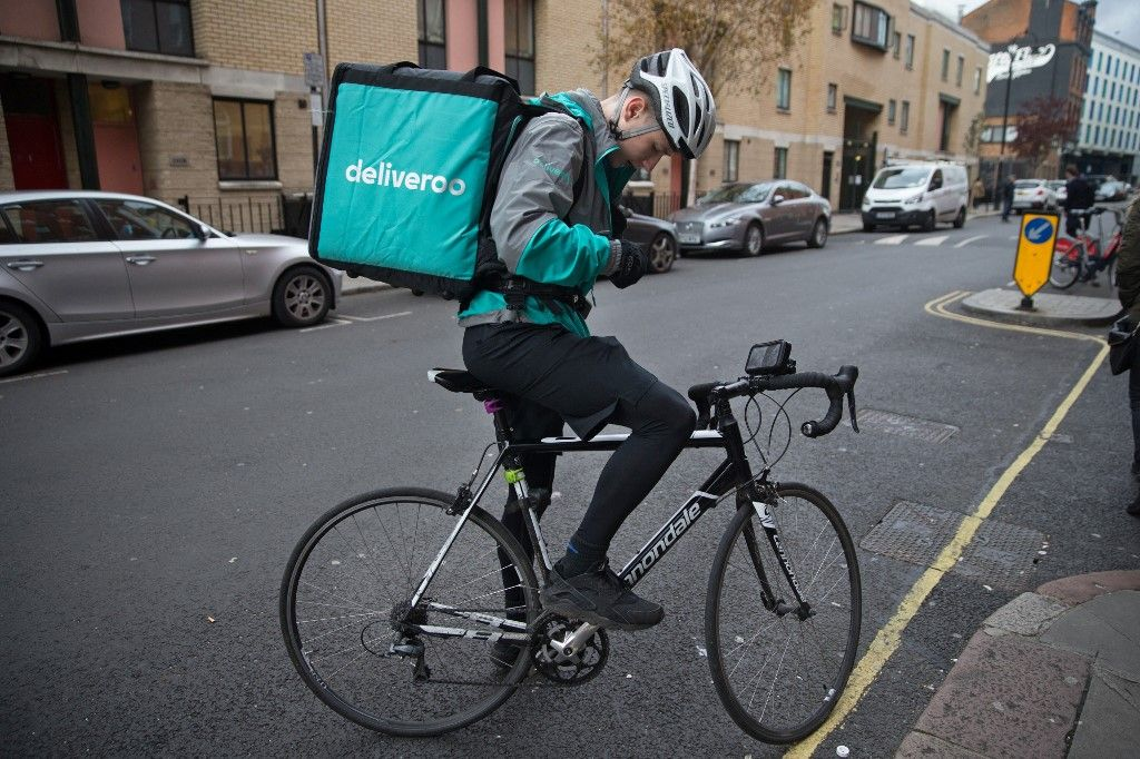 Deliveroo rate son entrée en Bourse à Londres