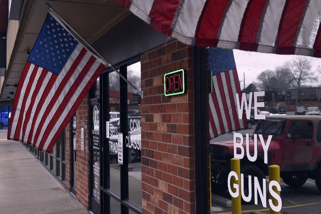 L'armurerie où le suspect de la fusillade de Boulder a acheté des armes.