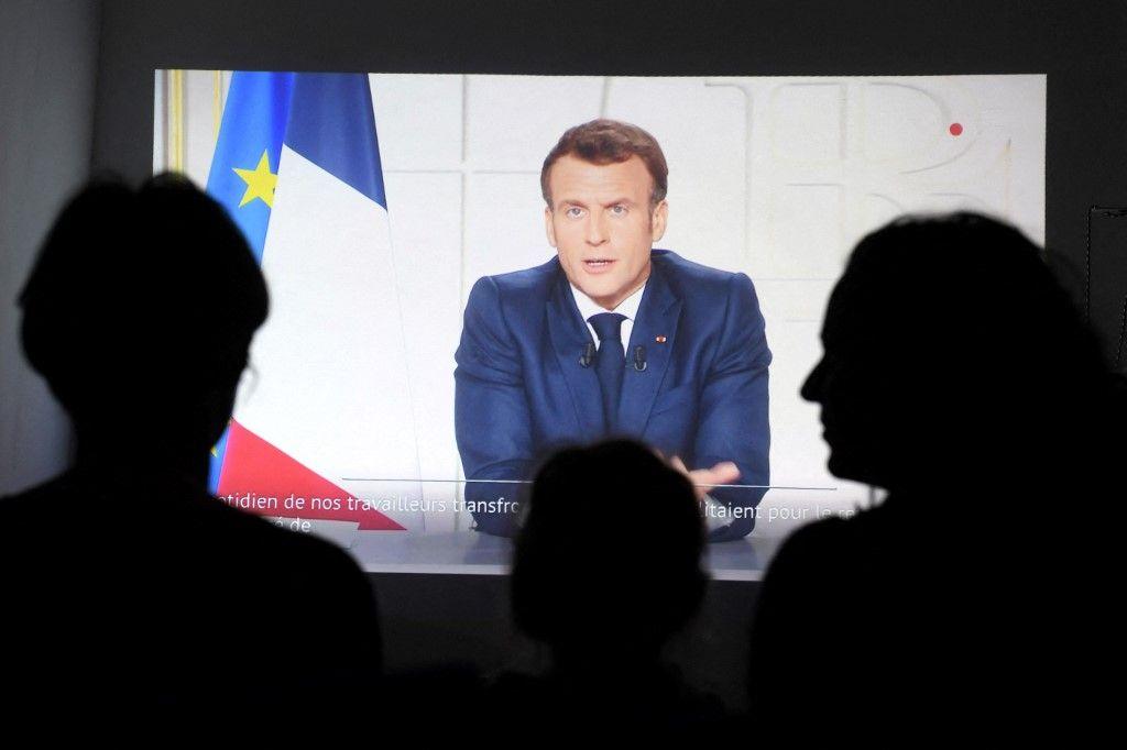 Covid-19 : l'allocution d'Emmanuel Macron de mercredi a été suivie par près de 31 millions de téléspectateurs