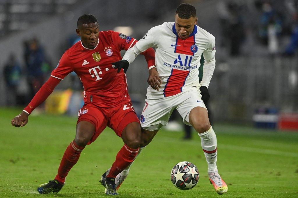 Exploit parisien : face au Bayern, le PSG défie la logique dans un match fou.