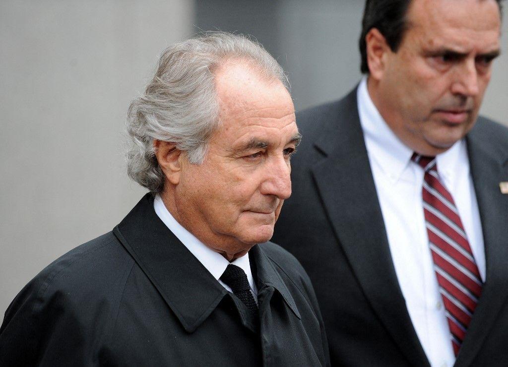 Bernard Madoff, l'auteur de la plus grande escroquerie financière de l'histoire, est mort en prison.