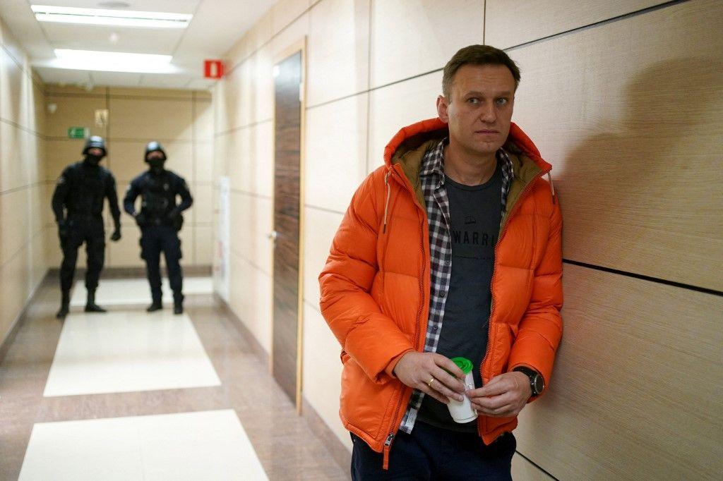Russie : les autorités carcérales annoncent le transfert d'Alexeï Navalny vers un hôpital.