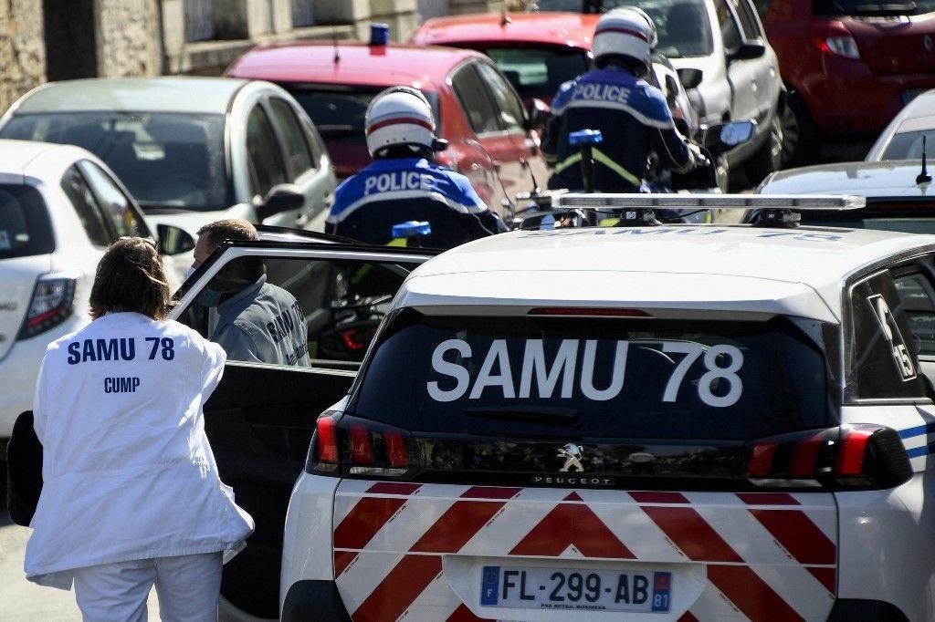 Une policière a été assassinée le 23 avril à Rambouillet (Yvelines).