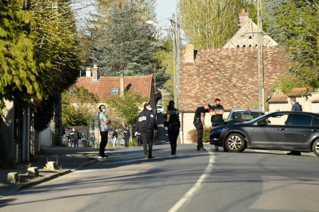Une fonctionnaire de police a été assassinée, le vendredi 23 avril, à Rambouillet.