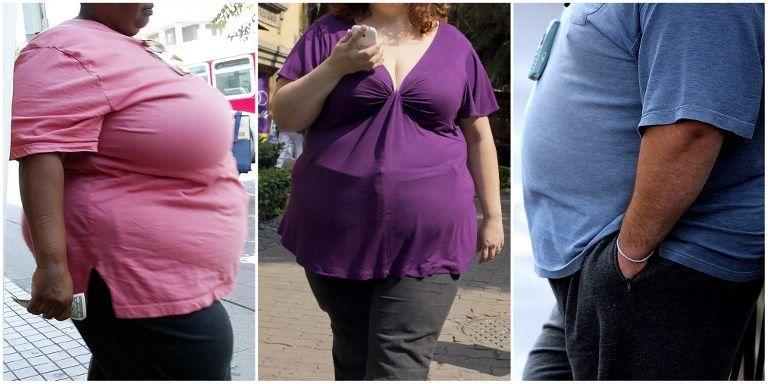 Je vois des centaines d'enfants qui ont de très mauvaises habitudes alimentaires ou physiques, qui passent leur vie à regarder la télévision ou à jouer aux jeux vidéos, et qui sont minces. L'obésité, c'est une maladie.