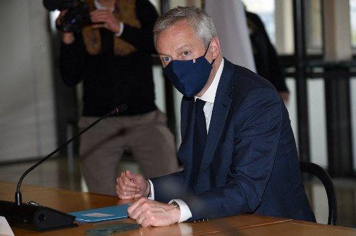 Le ministre de l'Economie et des Finances, Bruno Le Maire.