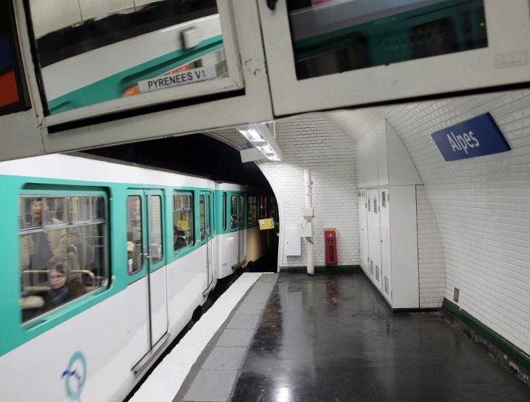 Le métro parisien va changer de couleur